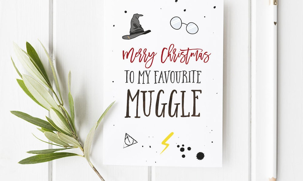 11 Literary Holiday Cards That Will Add Some Bookish Joy To Your ...