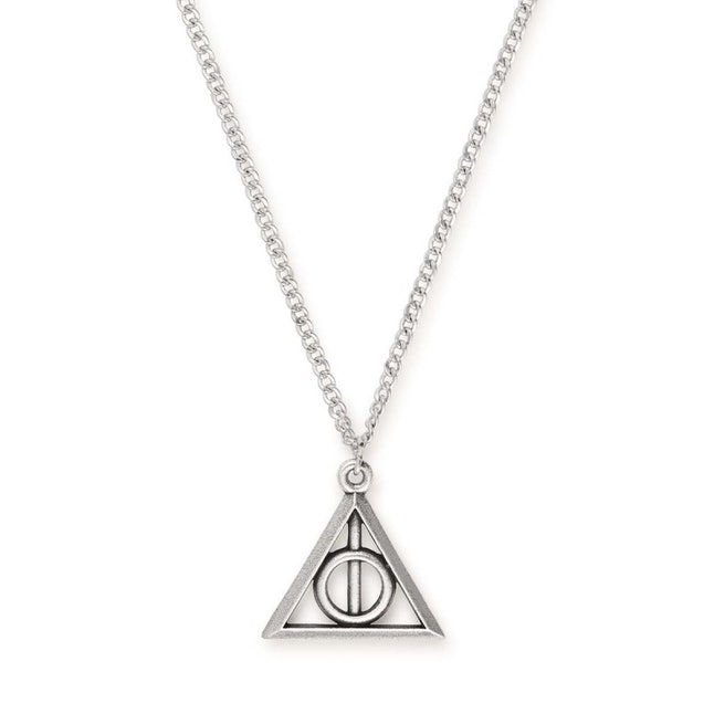 4 Ly Hallows Necklace Harry Potter