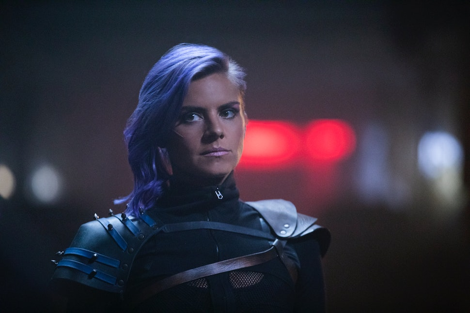 Tiger Future Man >> Who Plays Tiger On Future Man Eliza Coupe Is More Than Up For The Job