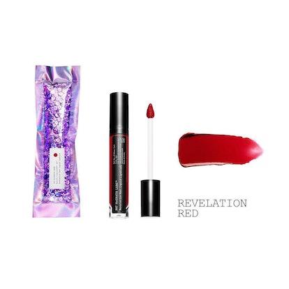 Pat McGrath Labs // LIQUILUST™ 007 SINGLES in Revelation Red