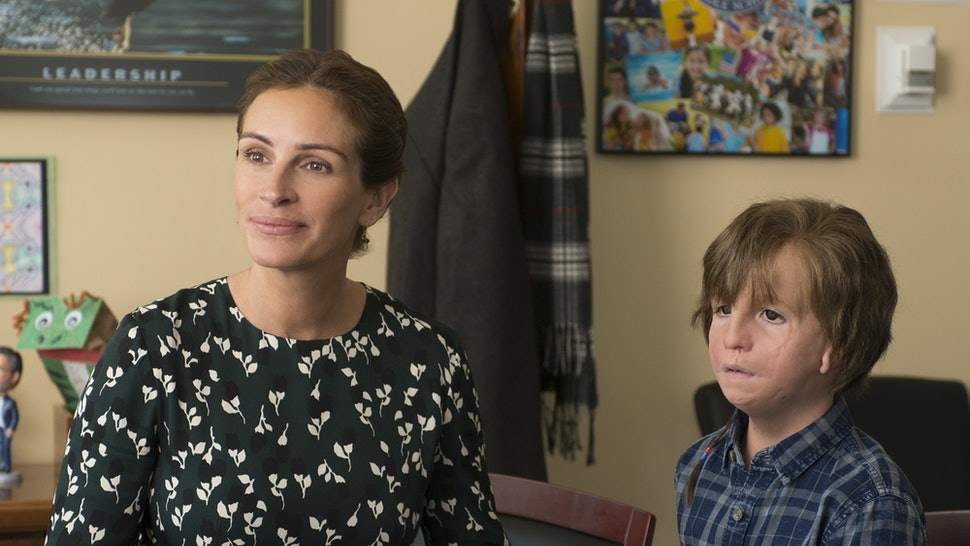 Wonder' Isn't Based On A True Story, But The New Dramedy