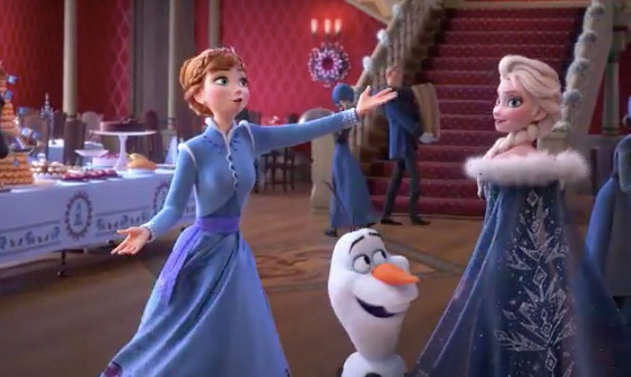 The \'Olaf\'s Frozen Adventure\' Teaser Perfectly Captures Your ...