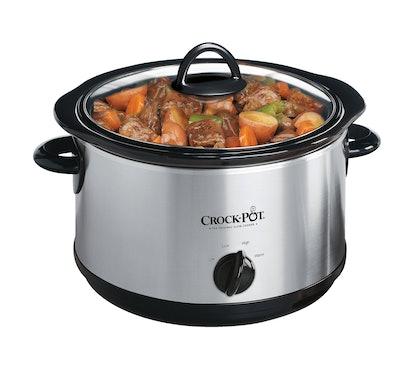 Crock-Pot® 4.5 Qt. Manual Slow Cooker