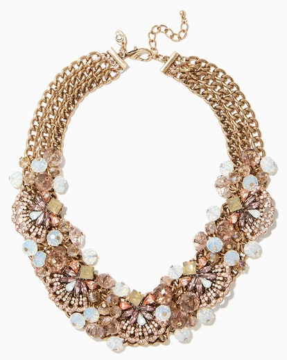 Zerlina Pavé Collar Necklace