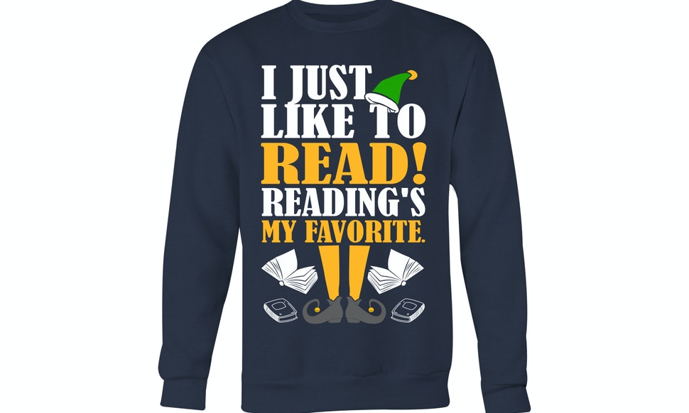 11 Literary Christmas Sweaters That Will Keep You Warm And Cozy ...