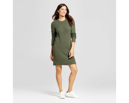 A New Day Textured Sweater Dress