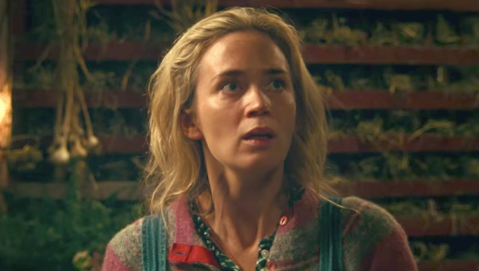 Emily Blunt John Krasinskis A Quiet Place Trailer May Be