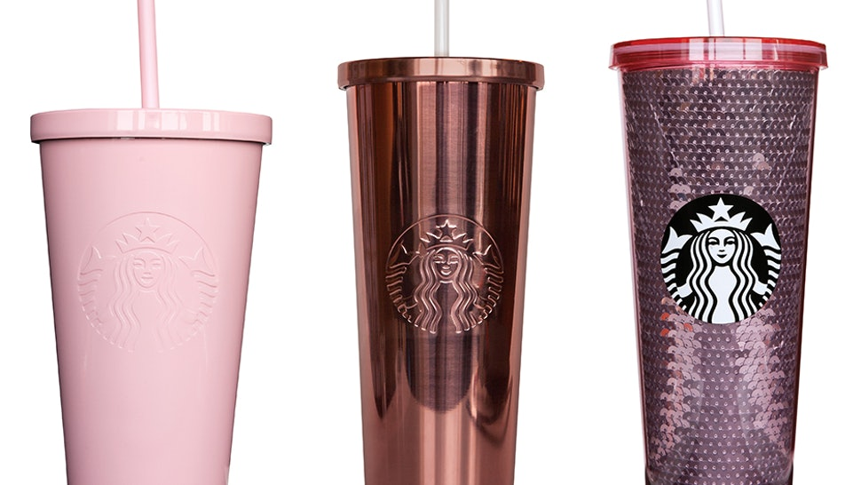 How Long Are The Starbucks Rose Gold Cups Available You Don