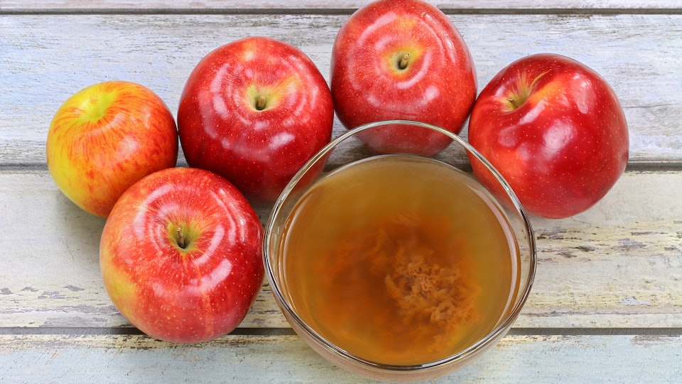 What Is The Stuff At Bottom Of Apple Cider Vinegar Experts Explain