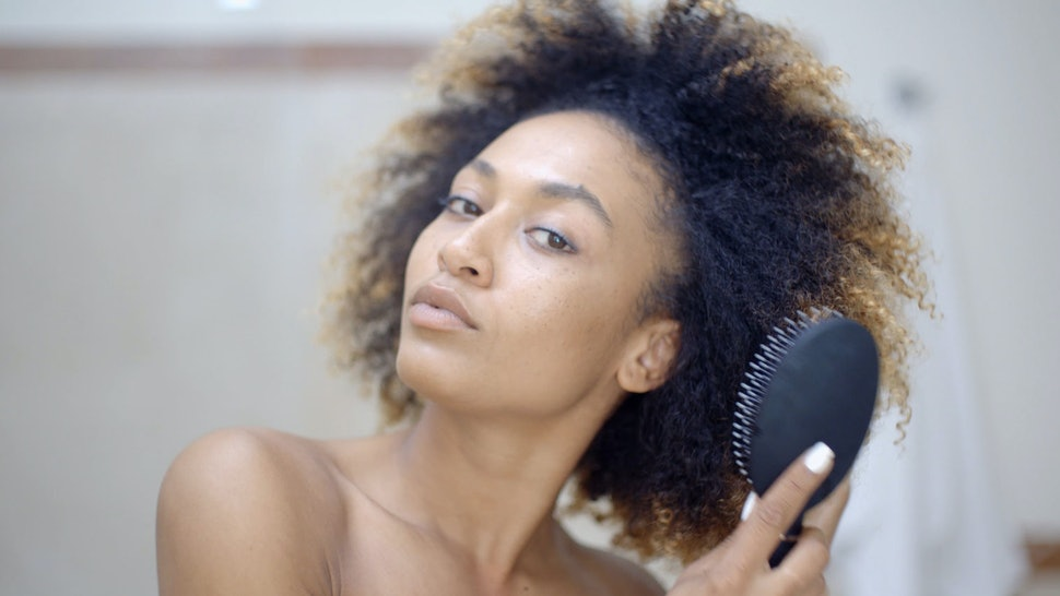 The 5 Best Hair Brushes For Curly Hair