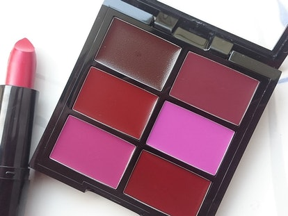 NYX Professional Makeup The Plums Pro Lip Cream Palette