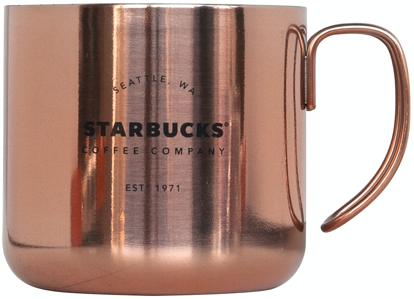 how long are starbucks' rose gold cups available? act fast if you