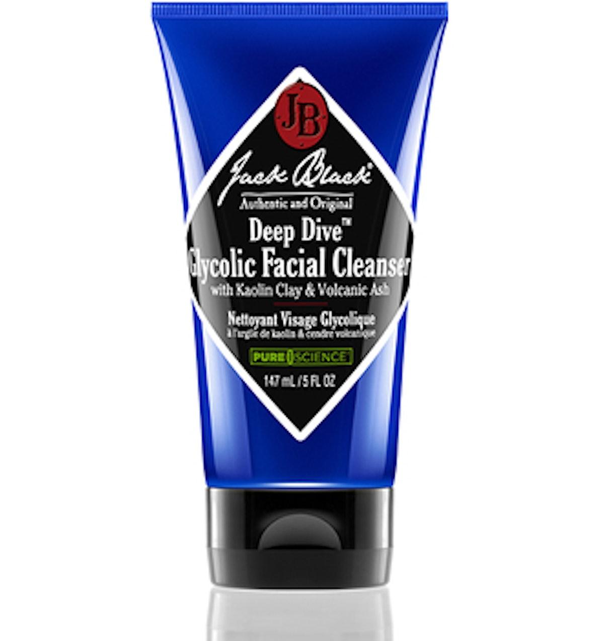 Jack Black Deep Dive™ Glycolic Facial Cleanser