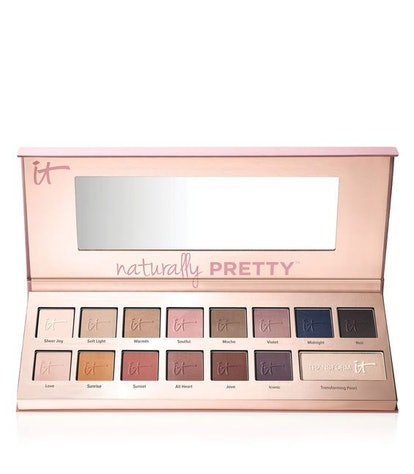 Naturally Pretty™ Matte Luxe Transforming Eye-shadow Palette