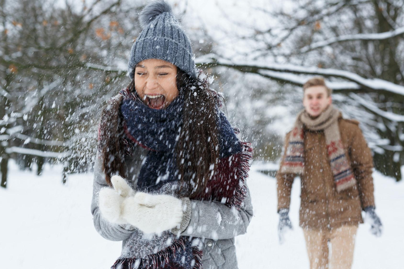 First dates ideas in winter
