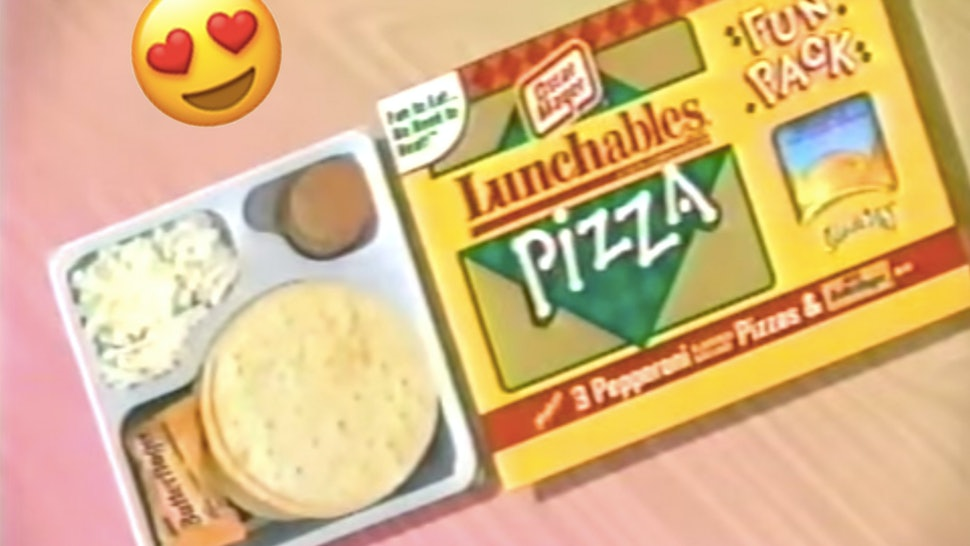 11 Things Every '90s Kid Had In Their Lunchbox