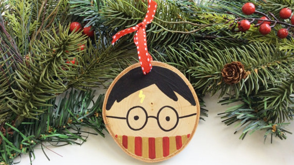 13 Harry Potter Ornaments To Deck Your Own Great Hall This Holiday