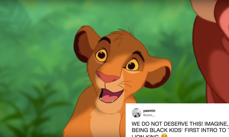 This Live Action Lion King Casting Tweet Nails The Biggest Reason To Celebrate Besides Beyonce