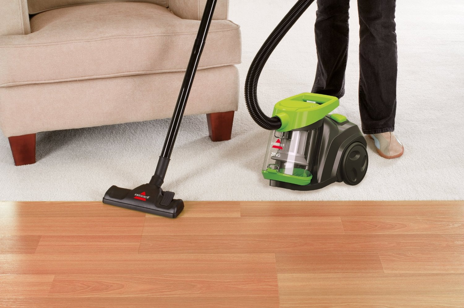 The 7 Best Bagless Vacuum Cleaners
