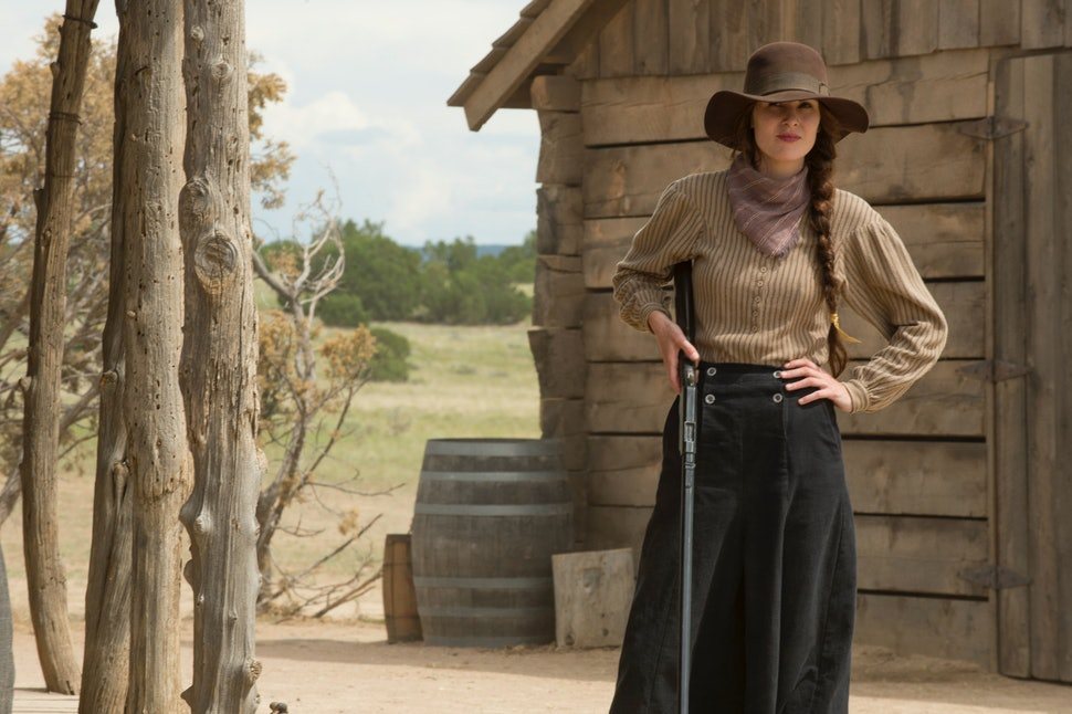 Is Godless Based On A True Story The Netflix Western Puts Women