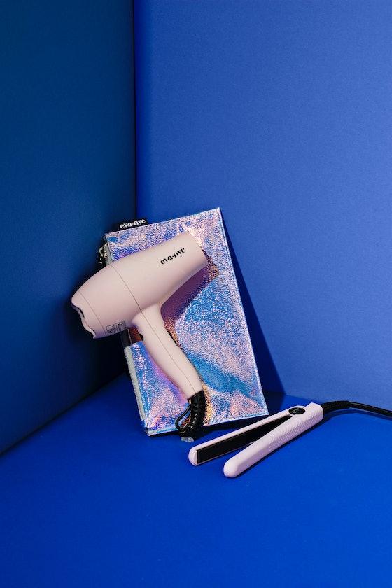Eva NYC Mini Blow Dryer & Mini Flat Iron