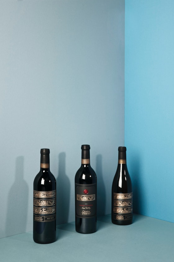 Game of Thrones Official Wines