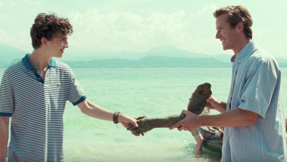 Honeymoon handshake
