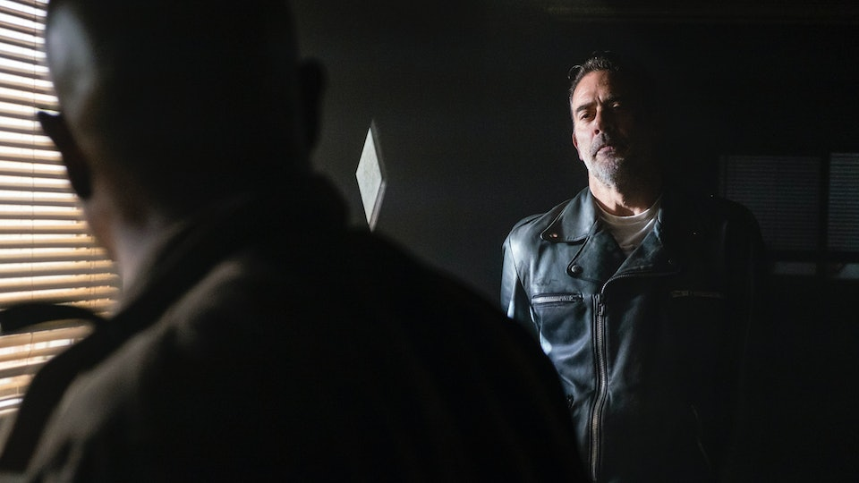 What Happened To Negan's First Wife On 'The Walking Dead'? His