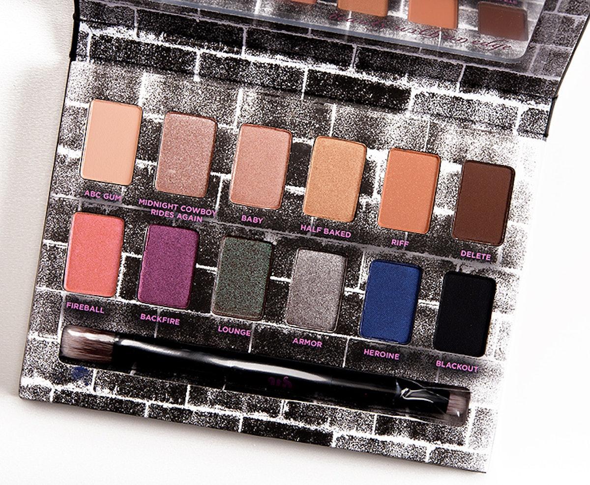 Urban Decay Cosmetics Nocturnal Shadow Box