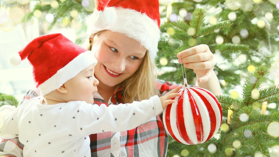 are fake christmas trees safe for babies weighing the pros cons
