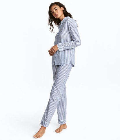 Pajama Shirt and Pants