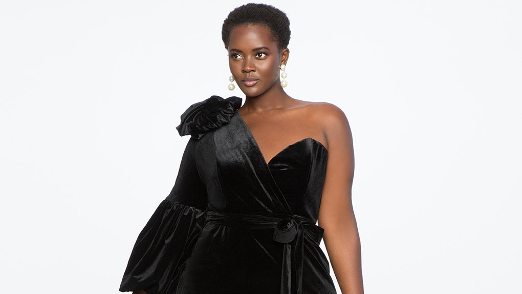 57 Plus-Size Holiday Dresses That Will Make You Look Forward To ...