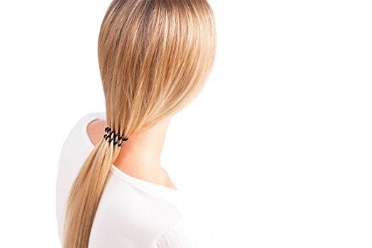 1A  Telephone Cord  Hair Ring For Maximum Comfort 090e1b0a28f