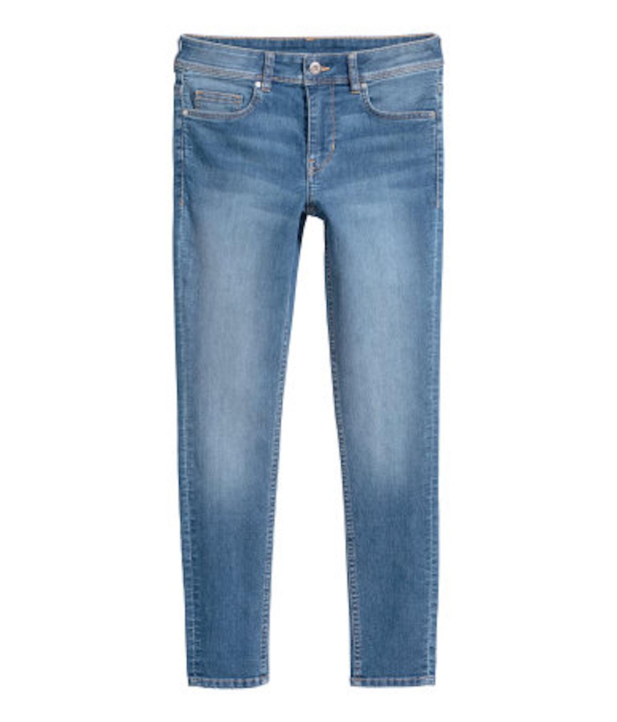 Petit Fit Skinny Jeans
