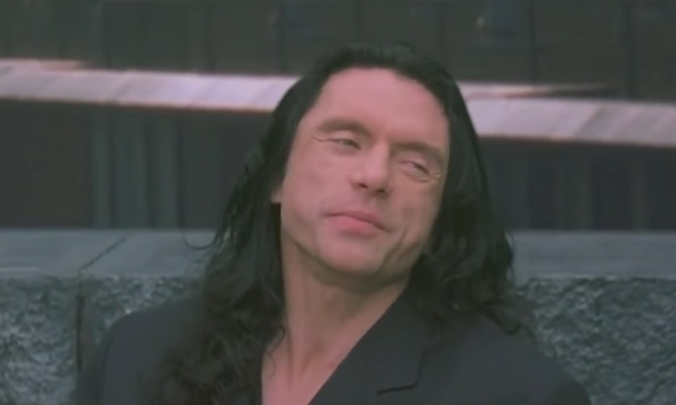 What Does Tommy Wiseau...