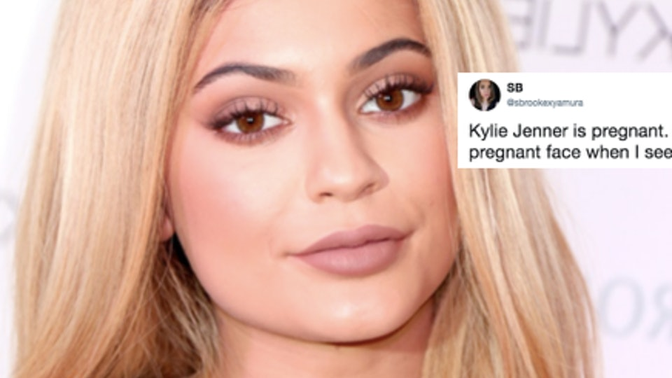 Talking Fans Have Selfies Rumored About Latest Kylie Jenner's Her
