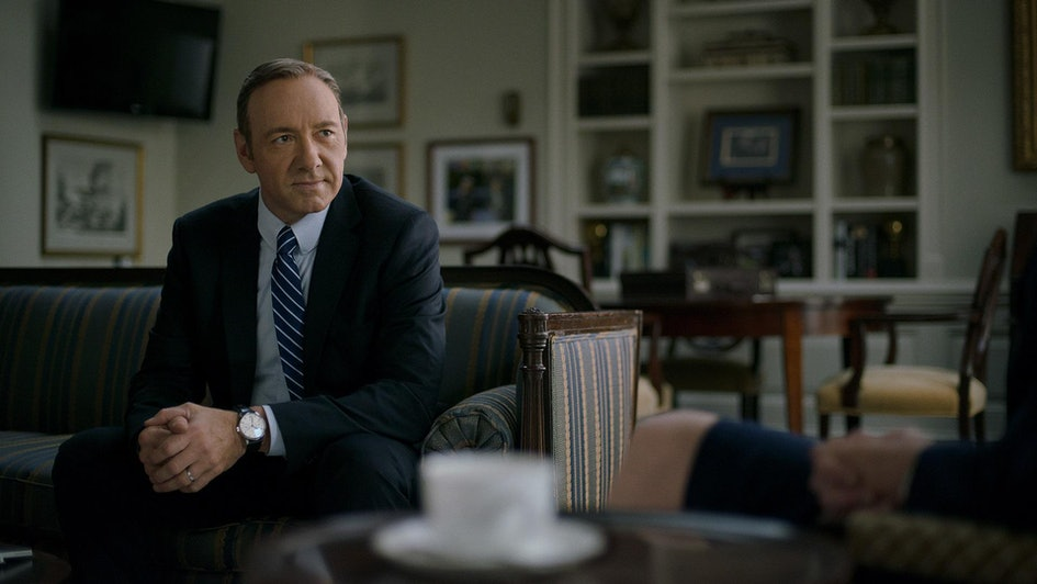 Will Kevin Spacey Return To House Of Cards Production Is Set To