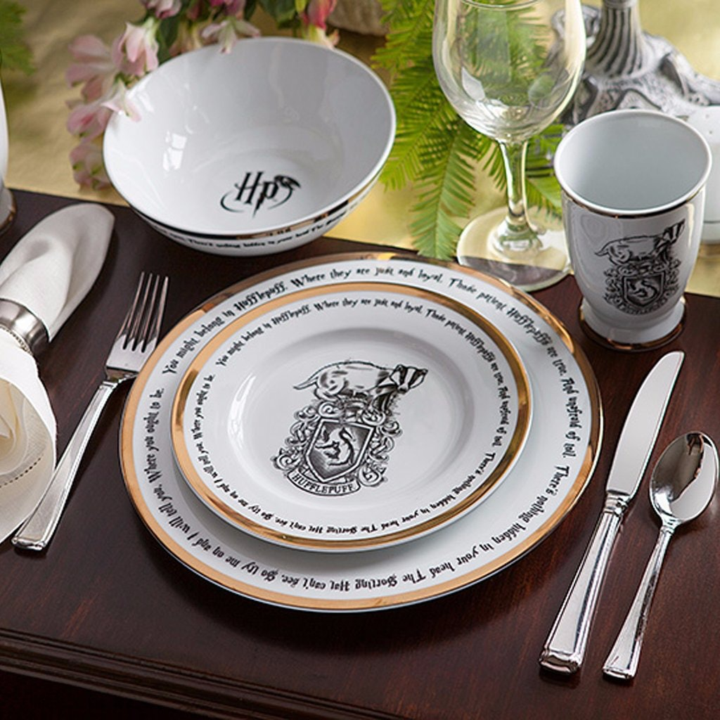 This Harry Potter Dining Set Means You Can Throw Dinner Parties In