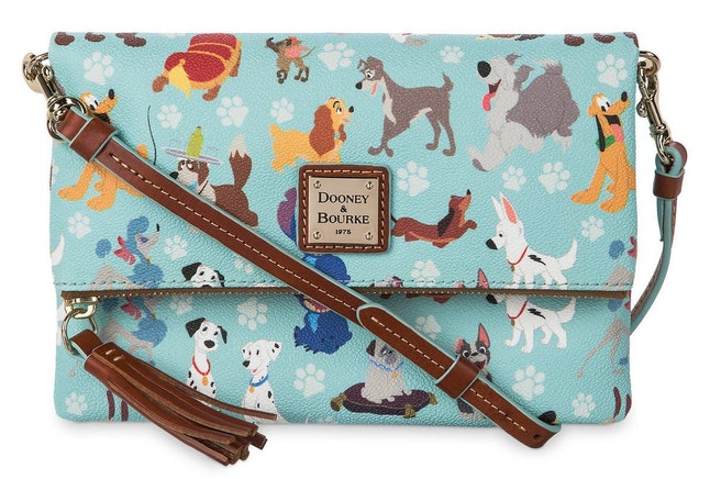 Dooney Amp Bourke S Disney Dogs Collection Is A Tribute To Your Favorite Cartoon Pups