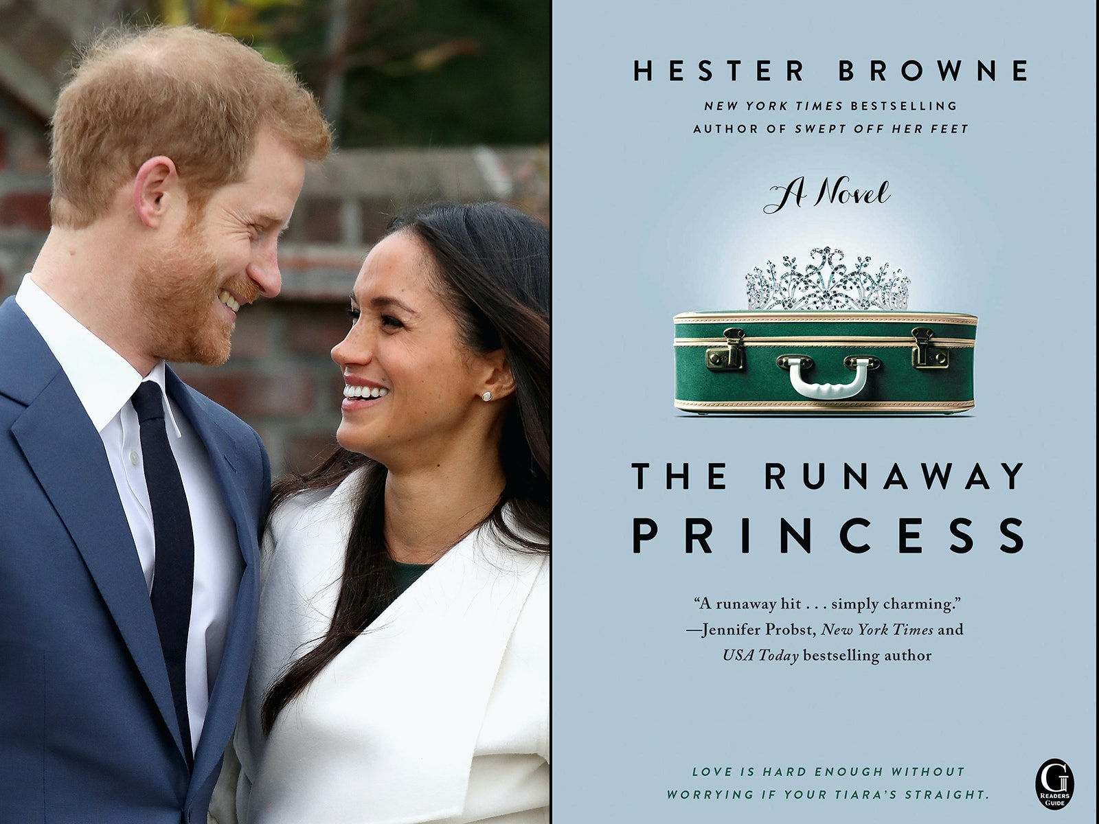 11 Books To Read While You Wait For Prince Harry & Meghan Markle's Royal  Wedding