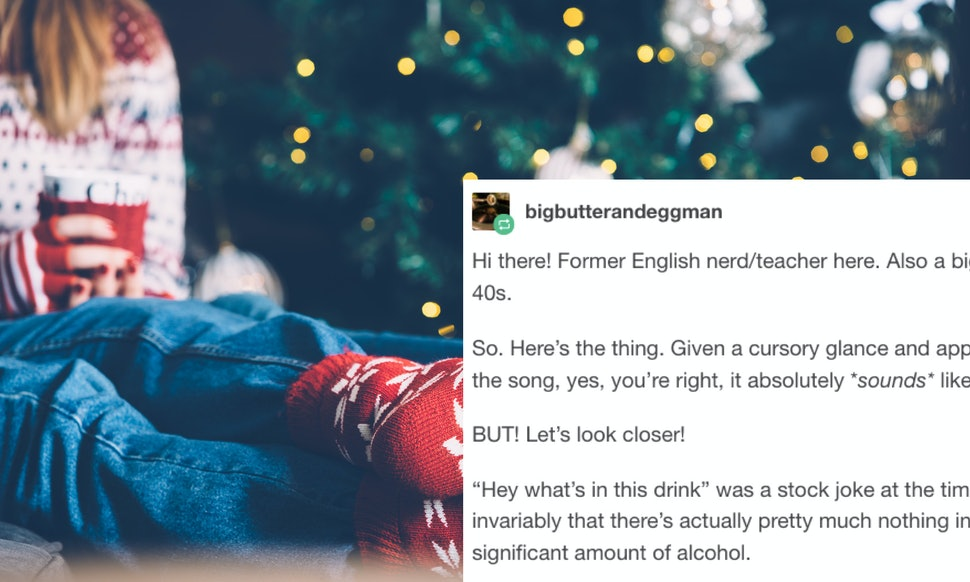 """A Tumblr Post About """"Baby, It\'s Cold Outside"""" & Historical Context ..."""