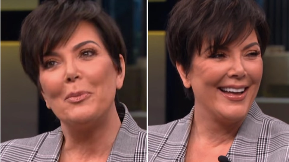 Kris Jenner Breaks Her Silence About That Cryptic Kids\' Pajama Photo ...
