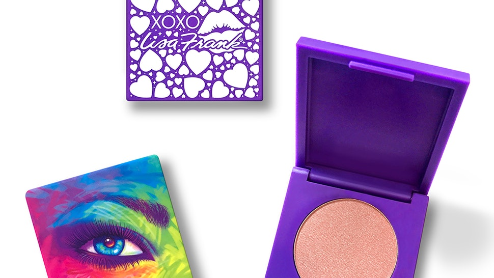 What s In Glamour Dolls  Lisa Frank Makeup Collection  Your Inner  90s Kid  Will Be Stoked 28c23dd1b