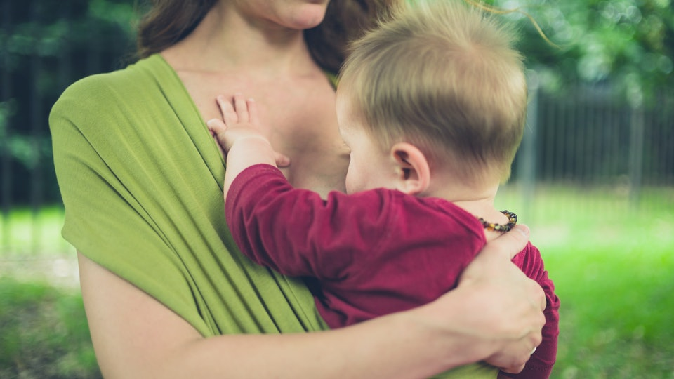 feeding mother can take antibiotics
