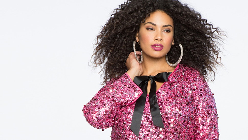 09dc9b2ee5 50 Plus Size Holiday Dresses That Deserve A Spot In Your Closet
