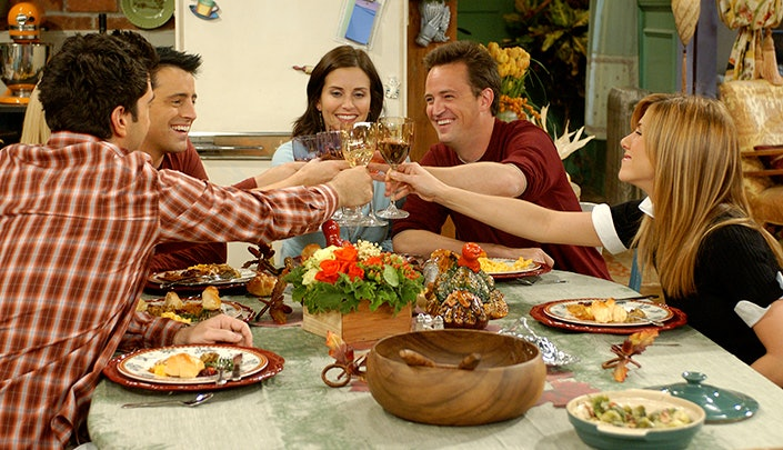 When Did Friendsgiving Start? It's Actually Newer Than You Might Think