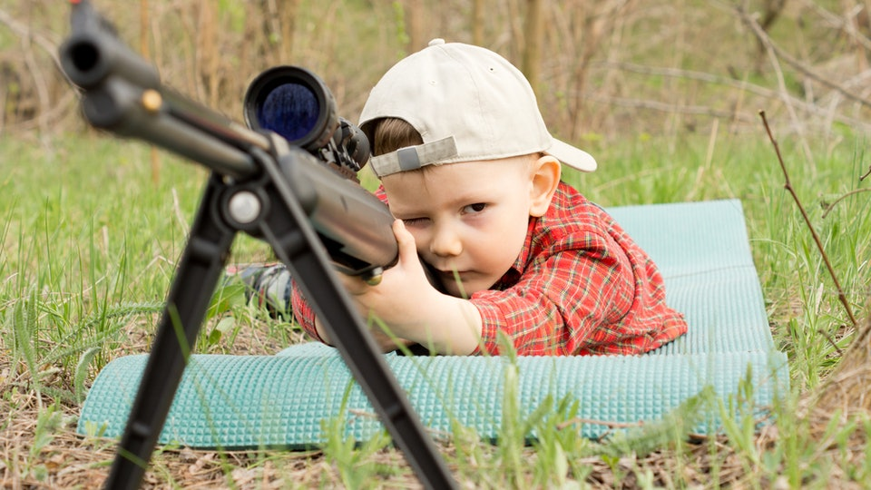 793081e11987 This Bill Would Make It Legal For Toddlers   Young Kids To Hunt With Guns