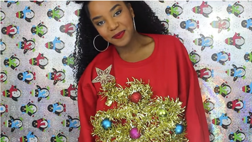 Ugly Christmas Sweater Ideas.8 Ugly Christmas Sweater Ideas That Buddy The Elf Would