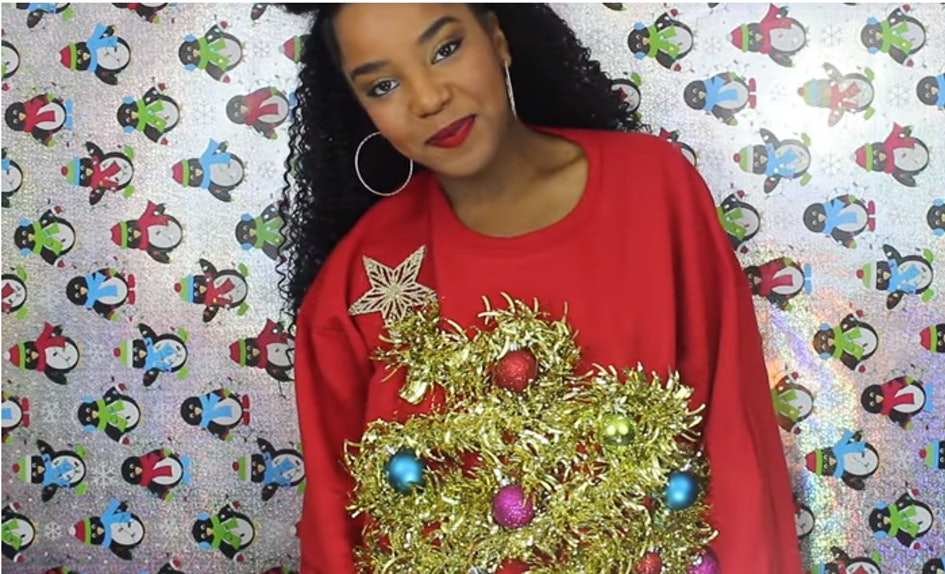 8 Ugly Christmas Sweater Ideas That Buddy The Elf Would Approve Of