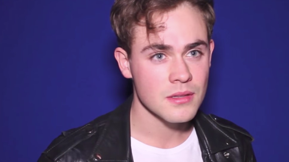 Dacre Montgomery's 'Stranger Things' Audition Tape Will